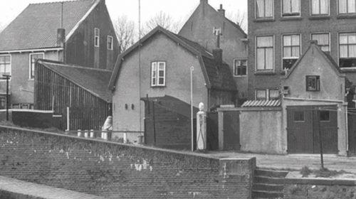 Toen & Nu: 'De Spuisluis op 't Frederiksoord'