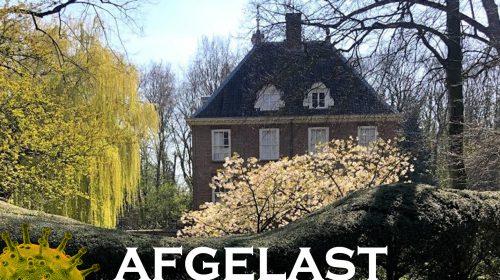 Rijnhuizen Buitengewoon 2020 afgelast