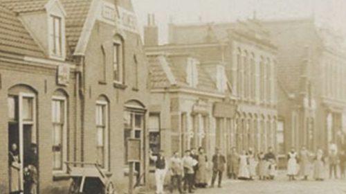 Toen & Nu: 'De Handelskade in Vreeswijk'