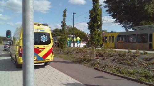18-Jarige jongen onder tram bij halte Blokhoeve overleden