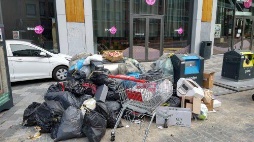 Recyclingstation nu voor alle afval gratis