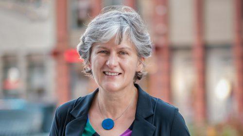 Wethouder Marieke Schouten: 'City toekomstklaar maken'