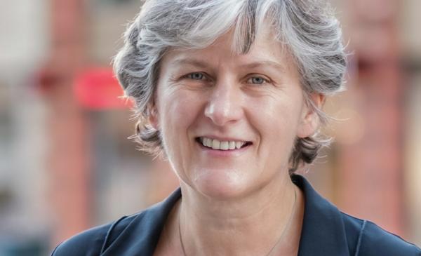 Felicitaties van wethouder Marieke Schouten aan De Digitale Stad Nieuwegein