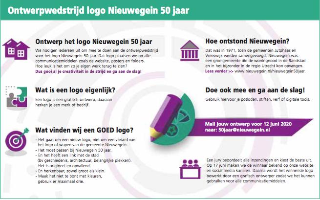 Nieuw Nieuwegein viert volgend jaar 50e verjaardag! - De Digitale Stad PN-61