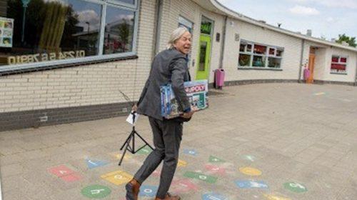 Nieuwegeins Monopolyspel voor scholen en kinderopvang in Nieuwegein