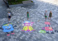 Video: 'Schoolkinderen uit Nieuwegein presenteren op ludieke wijze hun zwerfafvalmascotte-ontwerp'