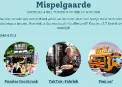 Buurt-Foodfestival in de Gaardes