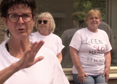 Video: Bewoners Vreeswijk: 'Geen sloop maar renoveren!!!'