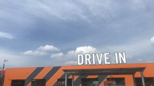 Hornbach Nieuwegein klaar voor opening Drive In