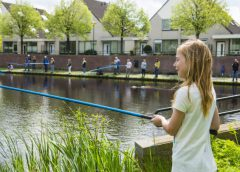 Gratis jeugdvergunning voor beginnende sportvissers uit Nieuwegein
