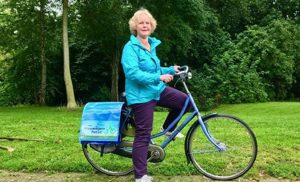Ontdek Nieuwegein(ers) op de fiets