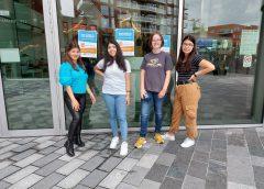 Geina Zomerprogramma organiseert openluchtbioscoop voor jongeren in Nieuwegein