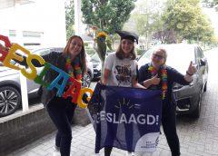 Studenten ROC Midden Nederland ontvangen diploma op creatieve wijze