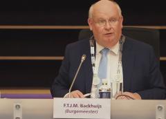 Kerstboodschap burgemeester Frans Backhuijs