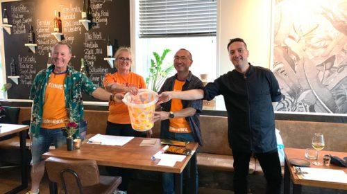 KIKA Saté Sunday: 'Een mooie promotie voor Vreeswijk'