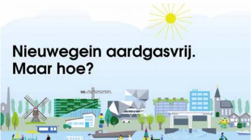 Enquête Nieuwegein Aardgasvrij