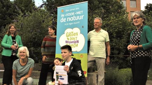 Nieuwegein trapt af met: 'Groen doet Nieuwegein Goed'