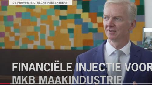 Het MAKE center in Nieuwegein krijgt een financiële injectie