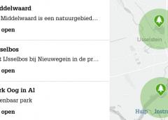 Druktemonitor nu te volgen via de Digitale Stad Nieuwegein