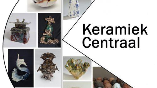 Keramiek Centraal exposeert in KunstGein Podium