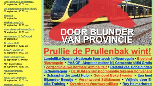 Reactie provincie Utrecht over vertraging ingebruikname tram