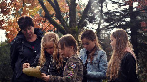 Kinderboekenweek 'En toen…' feestelijk geopend in het Natuurkwartier in Nieuwegein