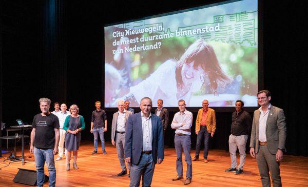 Vooruitstrevend onderzoek naar slim omgaan met water in City Nieuwegein