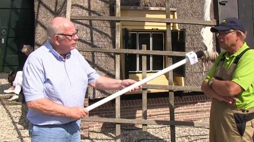 Video: Wipwatermolen krijgt binnenkort zijn functie terug
