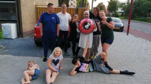 Bewoners Sluyterslaan starten actie voor Buurt AED