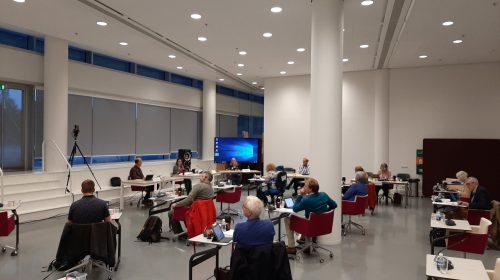 Digitale raadsvergadering 28 januari 2021
