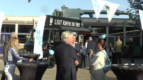 Start bouw nieuwe praktijkhal Make Center in Nieuwegein