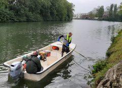 Hoogheemraadschap onderzoekt Merwedekanaal op vissen om waterkwaliteit te meten