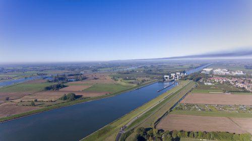 Overdracht voorhavendijken Prinses Irene- en Beatrixsluis en Koninginnensluis van Rijkswaterstaat naar De Stichtse Rijnlanden
