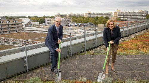 30.000 glasvezelaansluitingen in Nieuwegein