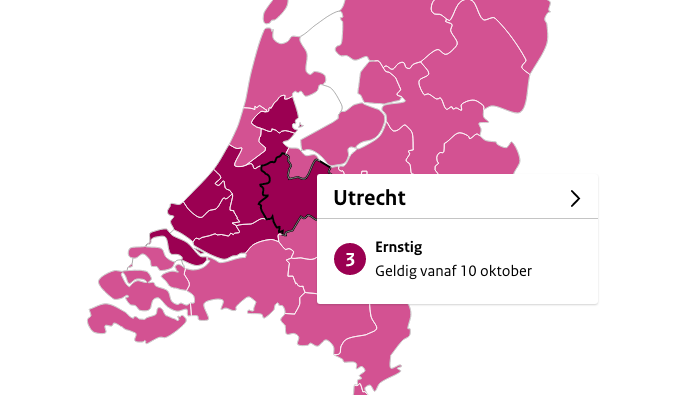 Nieuwegein Heeft Het Label Ernstig Gekregen In Verband Met Het Coronavirus De Digitale Stad Nieuwegein