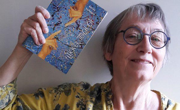 Portret van de week: 'Wie vroeg om aandacht voor haar boek in Nieuwegein?'
