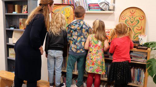 Ontdekken van werelden in Montessorischool De Vleugel