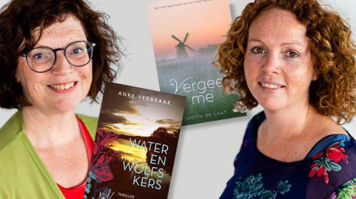 Twee Nieuwegeiners debuteren met hun roman