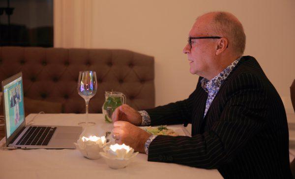 Video-etentje voor Nieuwegeinse wethouder Van Engelen