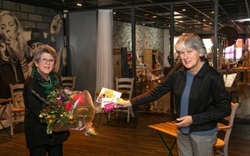 Geschenk voor Mantelzorgers in Nieuwegein