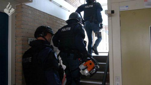 Drugslocatie in Nieuwegein opgerold