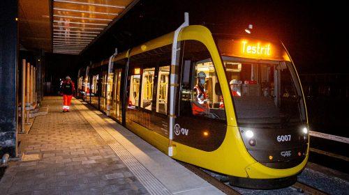 Vernieuwde tramlijn 60 Utrecht -Nieuwegein/Zuid rijdt vanaf 3 januari