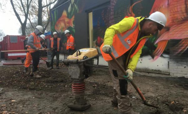 Kink in de (stroom)kabel voor de tram Utrecht – IJsselstein