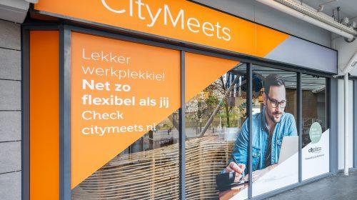 Cityplaza Nieuwegein opent service concept 'CityMeets'