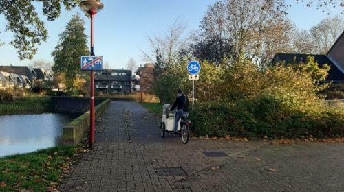 Fietsersbond Nieuwegein zoekt fietsers in Batau voor ontwikkeling fietsnetwerk