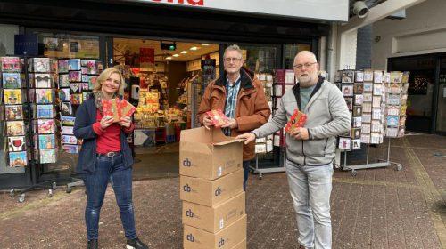 Scheurkalenderactie voor Voedselbank Nieuwegein/IJsselstein