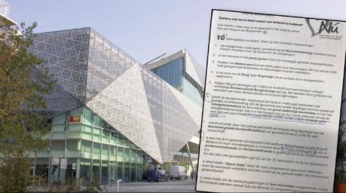 Smaadproces tegen omstreden Nieuwegeins gemeenteraadslid voorlopig stilgelegd