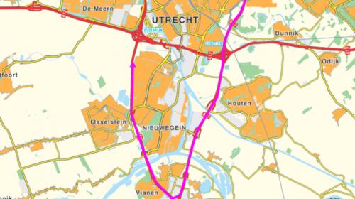 Politie zoekt dashcambeelden van dodelijk ongeval A2 bij Nieuwegein