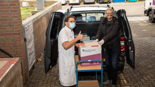 St. Antonius Ziekenhuis in Nieuwegein start met vaccineren zorgpersoneel