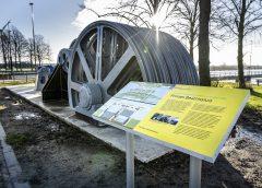 Rijkswaterstaat zet historisch aandrijfmechanisme Prinses Beatrixsluizen in de spotlights